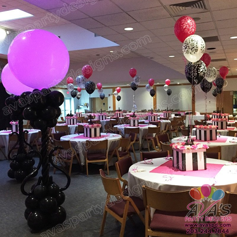 balloon decoration, balloon decor, theme balloons