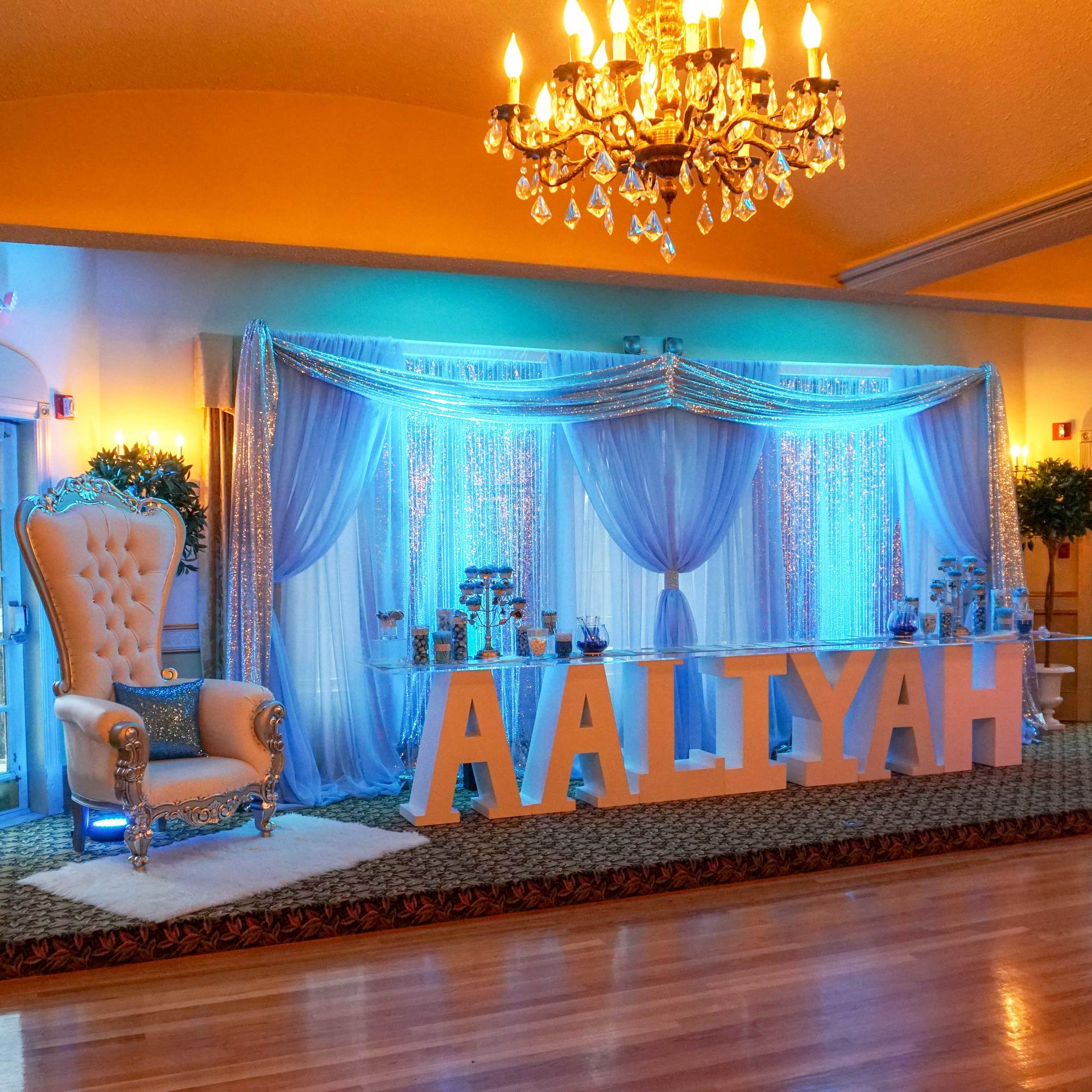our party rental gallery