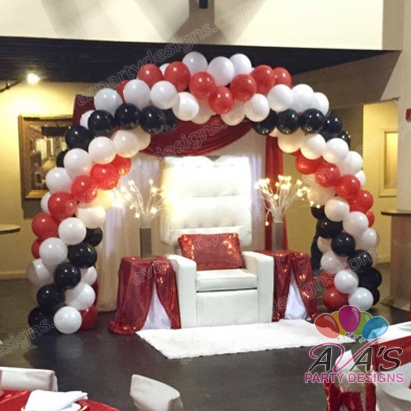 baby shower balloon arches, baby shower balloon arch, balloon arch for baby shower