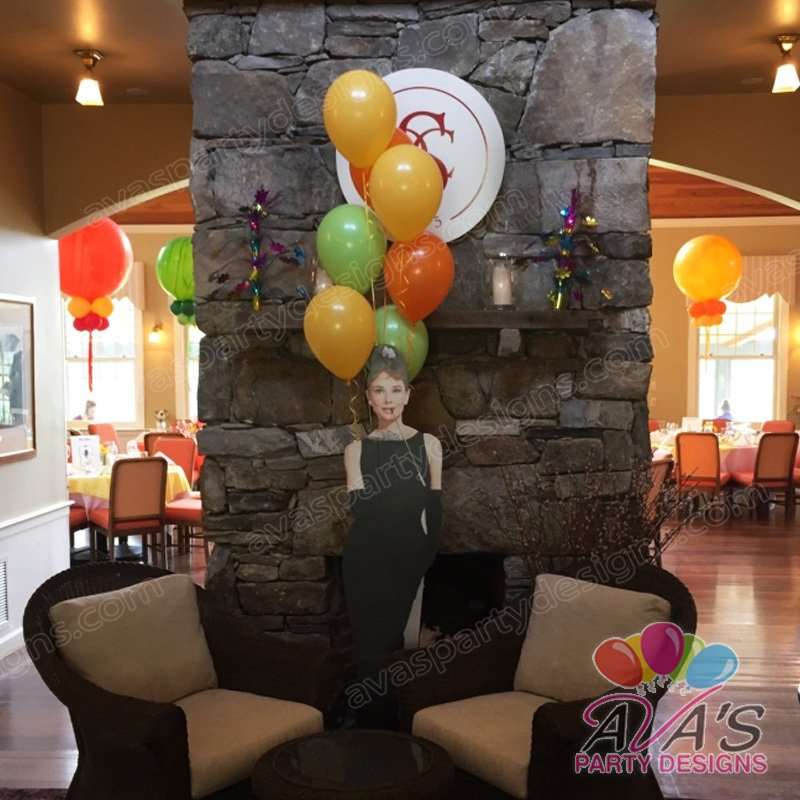 Bat Mitzvah Balloon Decoration, Balloon Bouquet