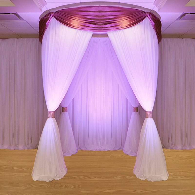 Round Canopy, Party Rental