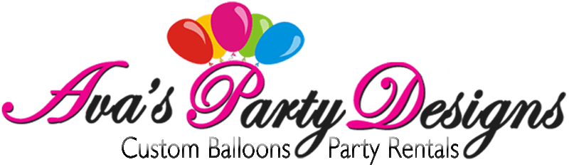 Ava's Party Designs