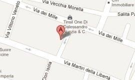 Via Cavalieri di Via Vittorio Veneto 3/6 - 17031 Albenga (SV)