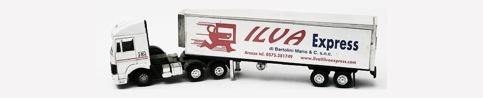 Ilva express, corriere espresso Arezzo