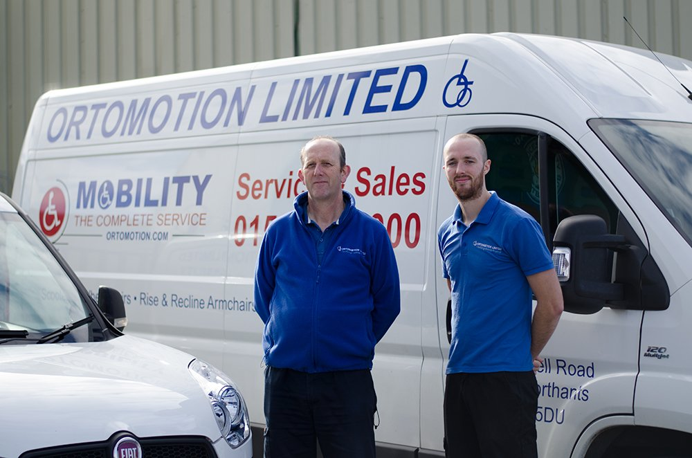 Reliable mobility products in Corby
