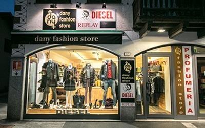 negozio abbigliamento Livigno
