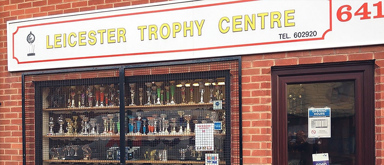 LEISURE TROPHY CENTRE store