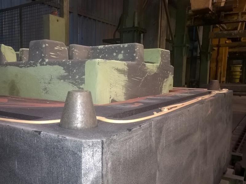 Formatura automatica no bake Quaglia Colombo