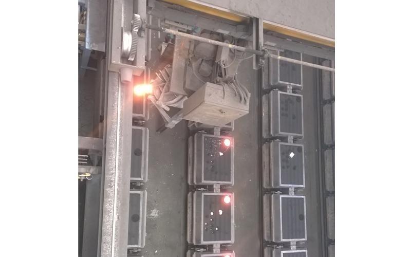 Formatura automatica a verde Quaglia Colombo