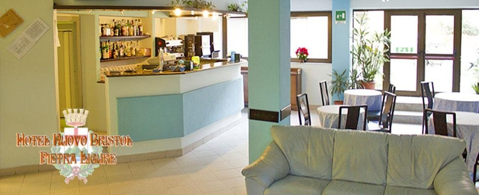 Bar - Hotel Nuovo Bristol - Pietra Ligure