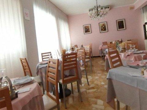 Sala da pranzo - Hotel Nuova Bristol - Pietra Ligure