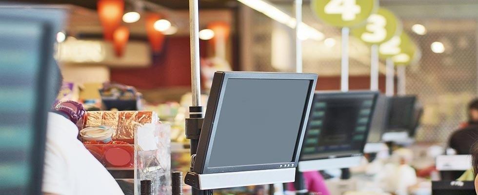 registratori cassa centri commerciali