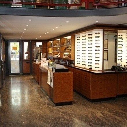 negozio occhiali