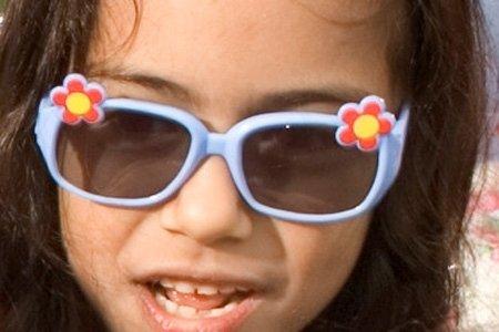 occhiali sole bimbo