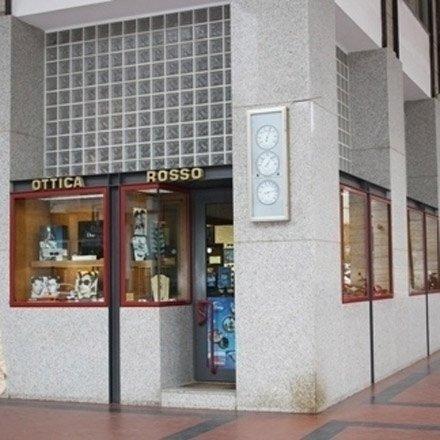 esterno negozio ottica