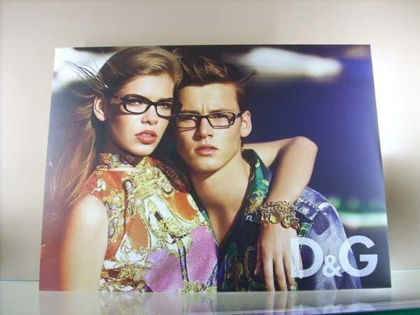 occhiali da vista d&g