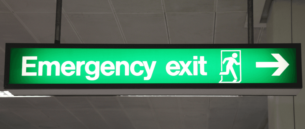 emergency lighting in Dartford
