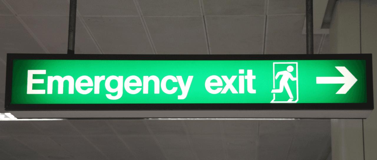 emergency lighting in Dartford