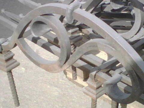 ferro battuto