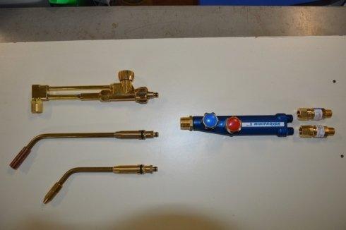 Accessori per bombole Punto Gas La Spezia