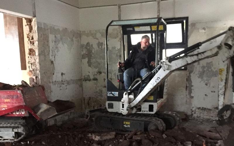 demolizioni civili roma