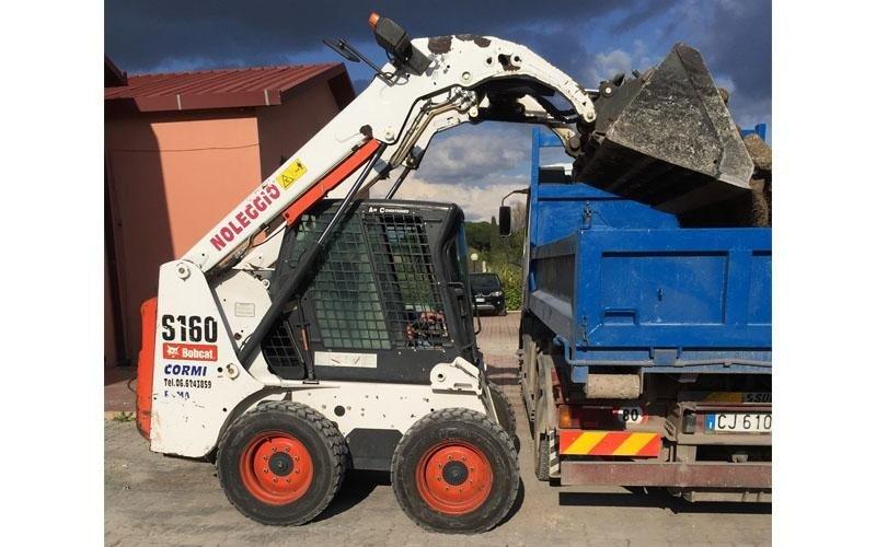 trasporto rifiuti edilizia roma