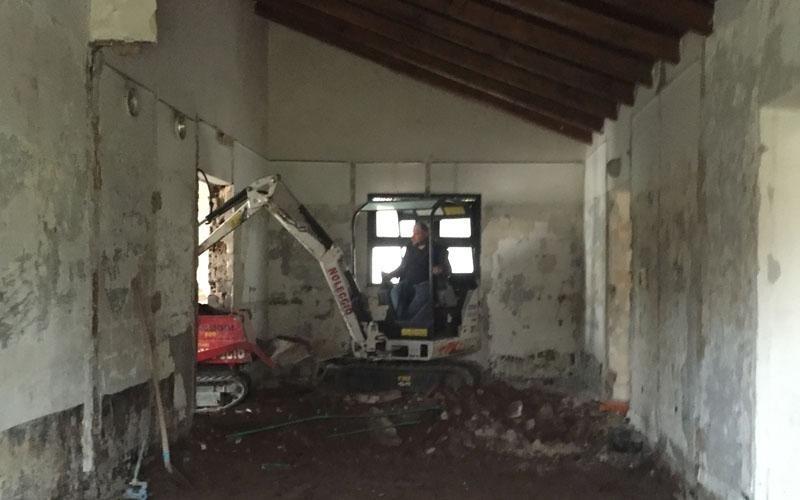 lavori edilizia roma