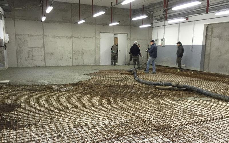 pavimentazioni industriali roma