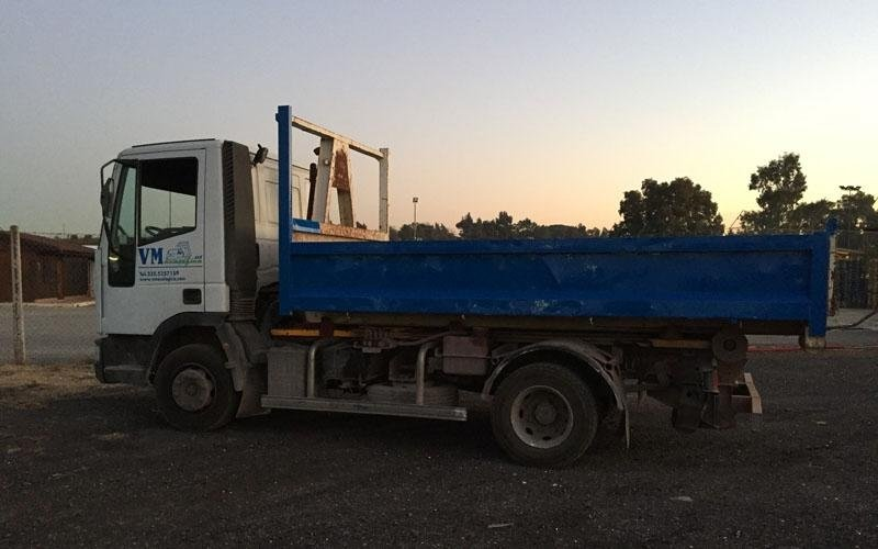 trasporti edilizia roma