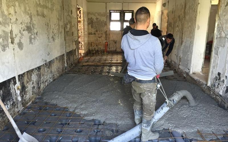 lavori edilizia civile roma
