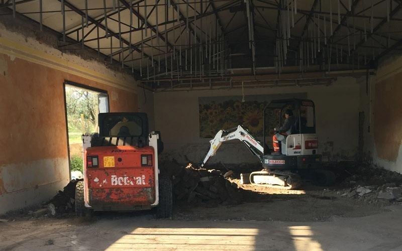 noleggio attrezzature edili roma