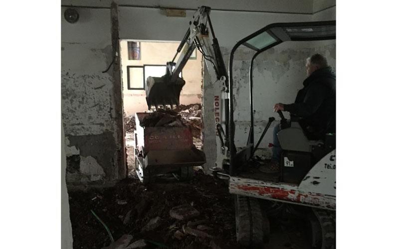raccolta rifiuti edili roma
