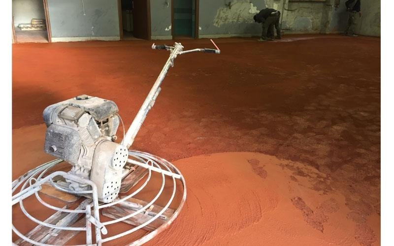 rifacimento pavimentazioni roma