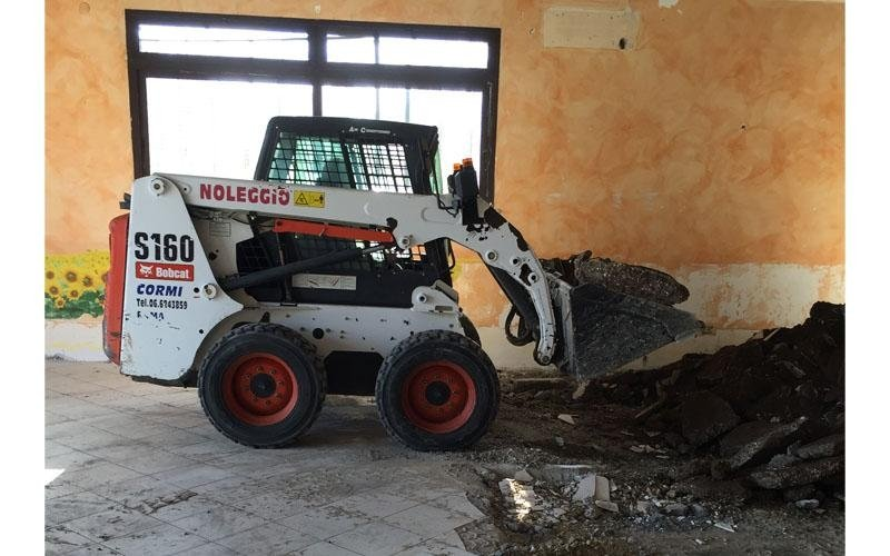 servizio rimozione calcinacci roma
