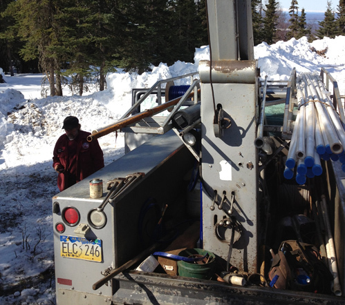Equipment for complete water pump services in Anchorage, AK