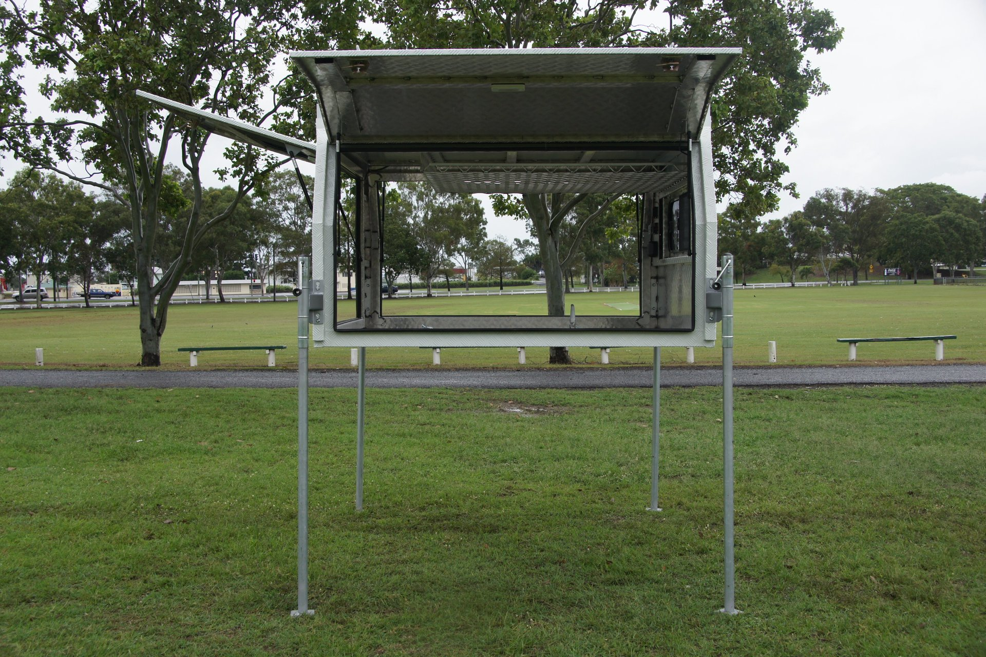 Stand Alone Lift Off Kit & Canopies for Sale | STR Products | Queensland