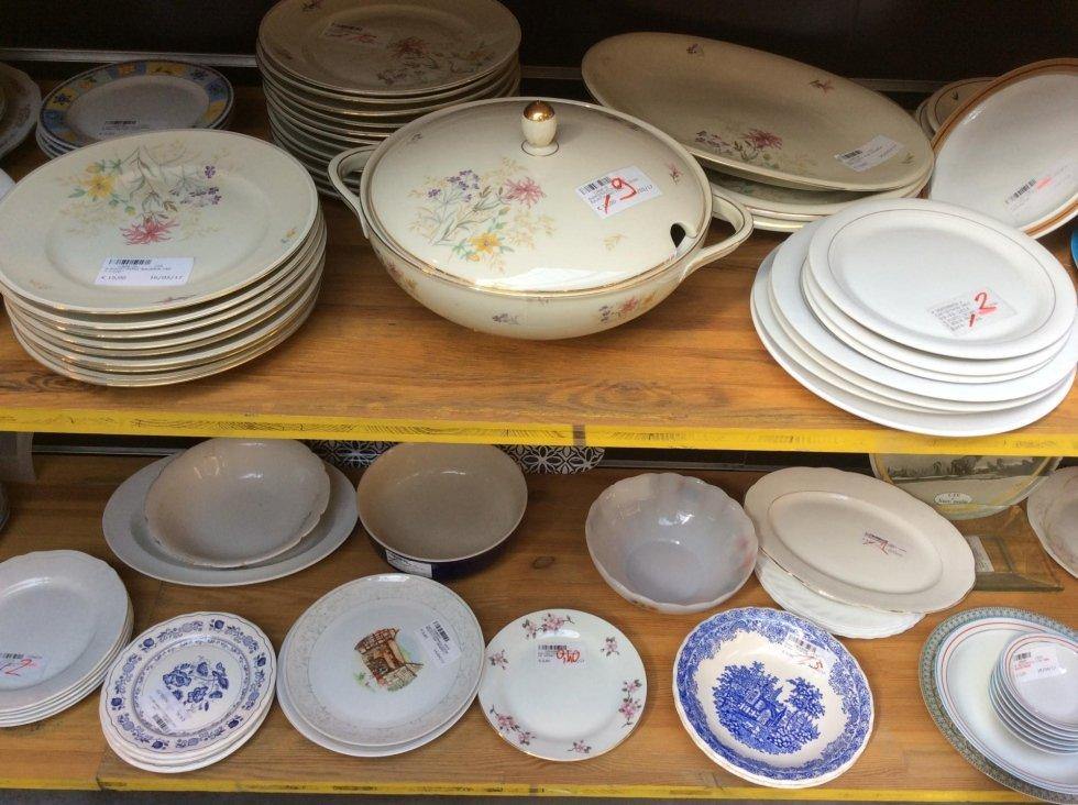 Piatti Servizi Ceramiche