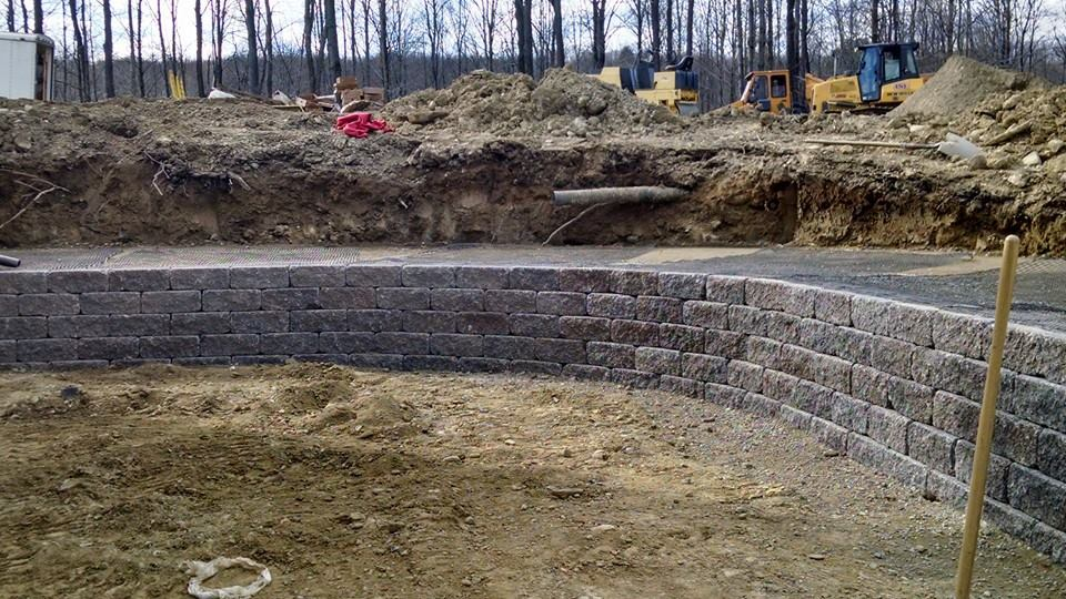 Retaining Walls Jamestown, NY