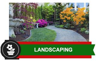 Landscaping Contractors Jamestown, NY