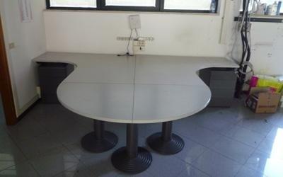 Scrivanie Per Ufficio Usate : Mobili ufficio usati ravenna tuttufficio