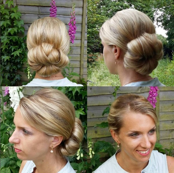 attractive hairstyle