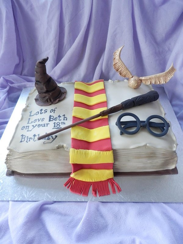 attractive cake