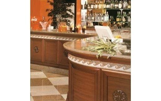 Arredamento Bar L'Olimpo Particolare