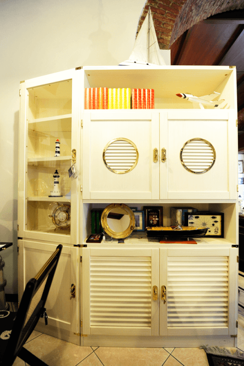 mobili in stile marina