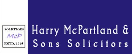 Harry McPartland & Sons Solicitors logo