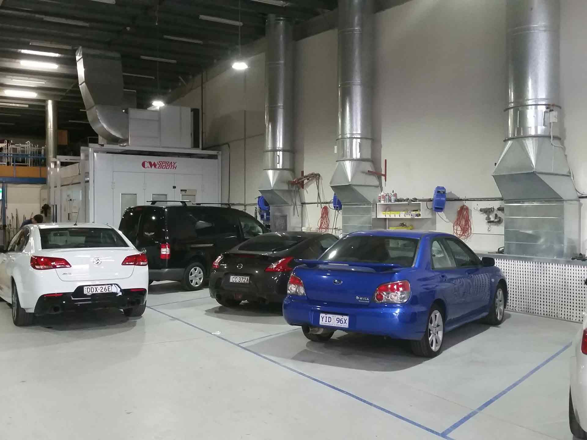 auto shop cars