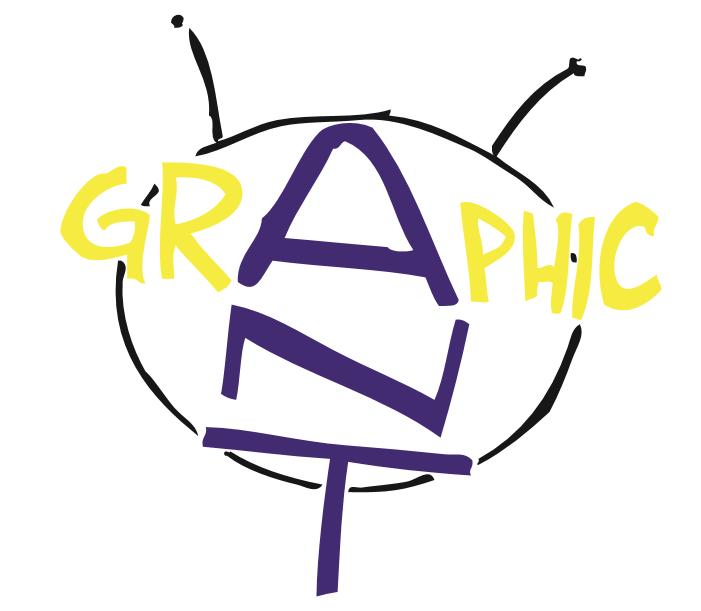GRAPHIC ANT - REALIZZAZIONI GRAFICHE - LOGO