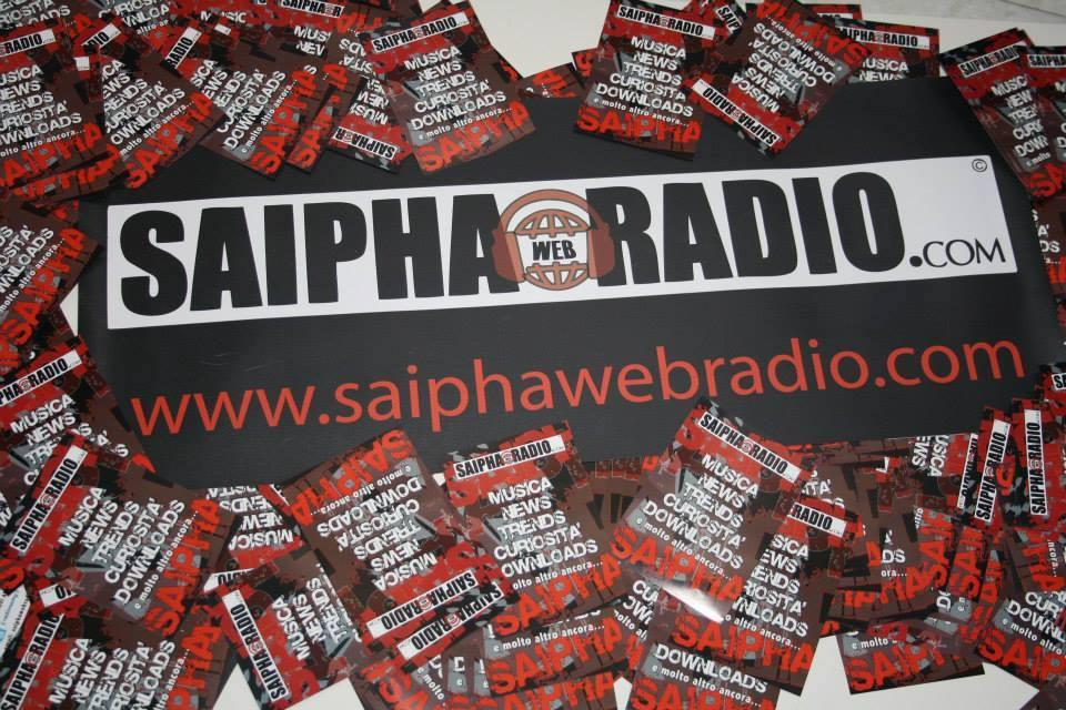 banner promozionale Saipha Radio