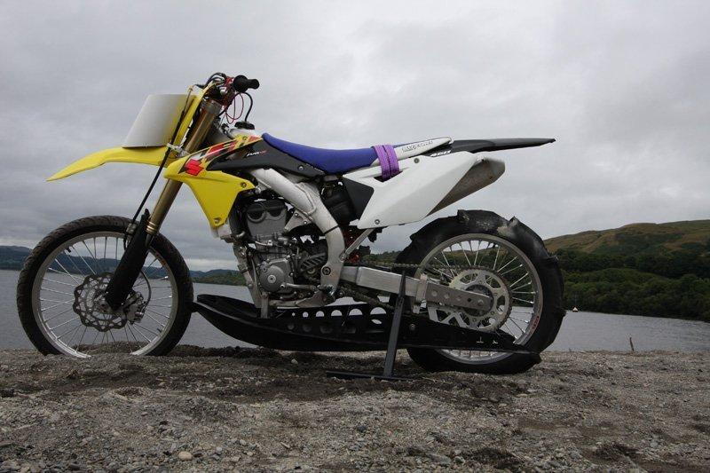 customised motorcycle