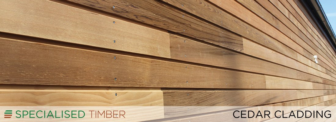 Red Cedar Cladding